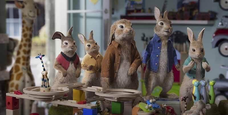 Будет ли выход фильма Кролик Питер 2