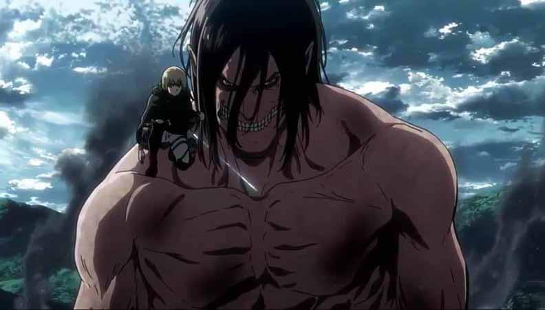 Когда точно выйдет аниме Атака титанов 5 сезон