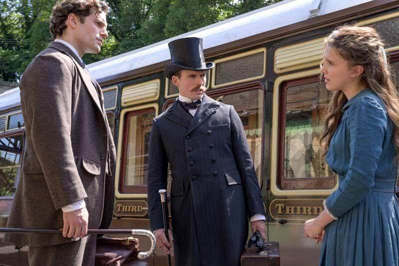 Дата выхода фильма в России Энола Холмс 2 часть