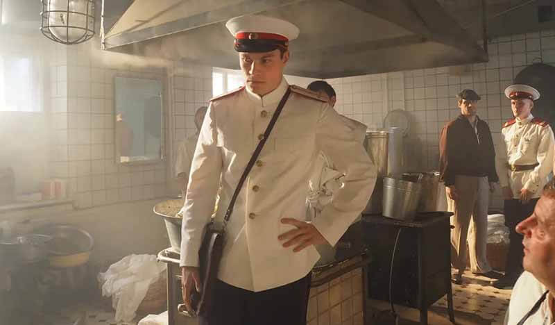 Дата выхода серий на Первом канале Шифр 3 сезон