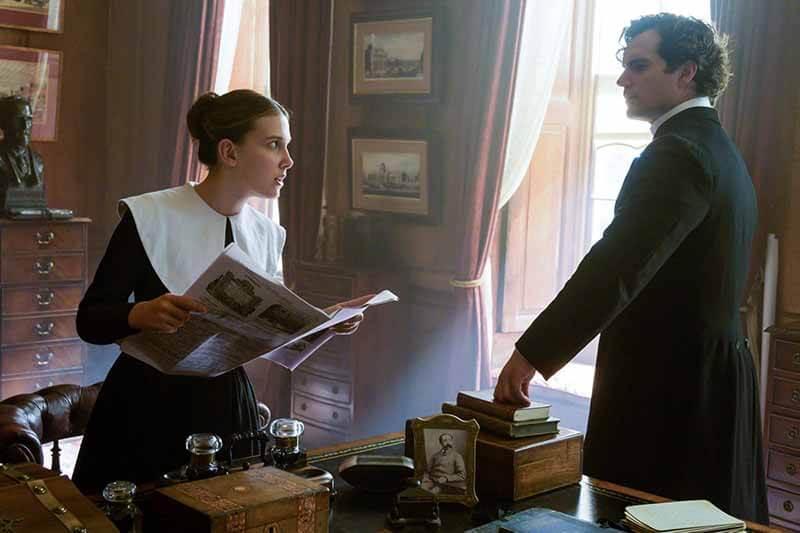 Будет ли выход фильма Энола Холмс 2