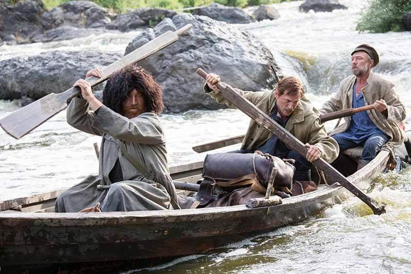 Дата выхода серий на Первом канале в 2020 Угрюм-река