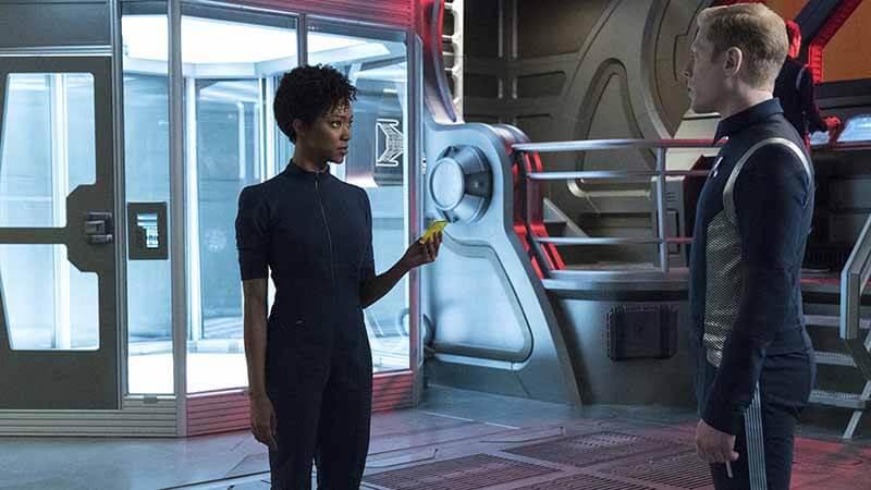 Дата выхода серий в России Звездный путь: Дискавери 4 сезон