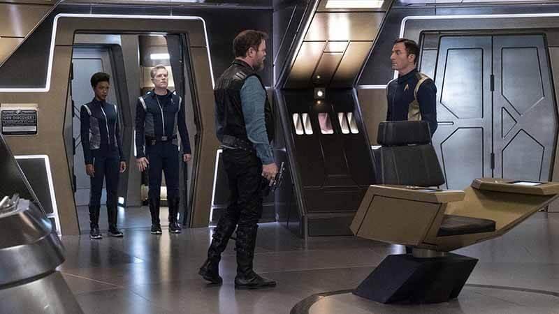 Когда точно выйдет сериал Звездный путь: Дискавери 4 сезон