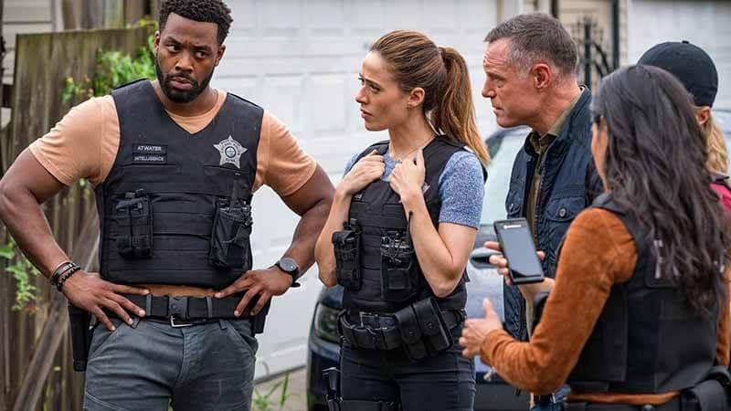 Дата выхода серий в России Полиция Чикаго 8 сезон