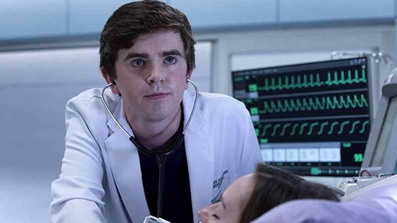 Дата выхода серий в России Хороший доктор 5 сезон 2021
