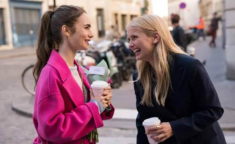 Будет ли показ сериала Эмили в Париже 2 сезон