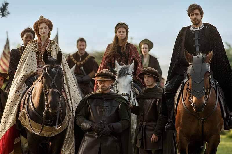 Дата выхода серий в России Испанская принцесса 3 сезон 2021