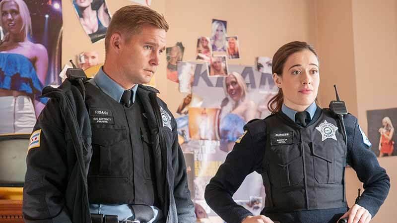 Дата выхода серий в России Полиция Чикаго 9 сезон 2021