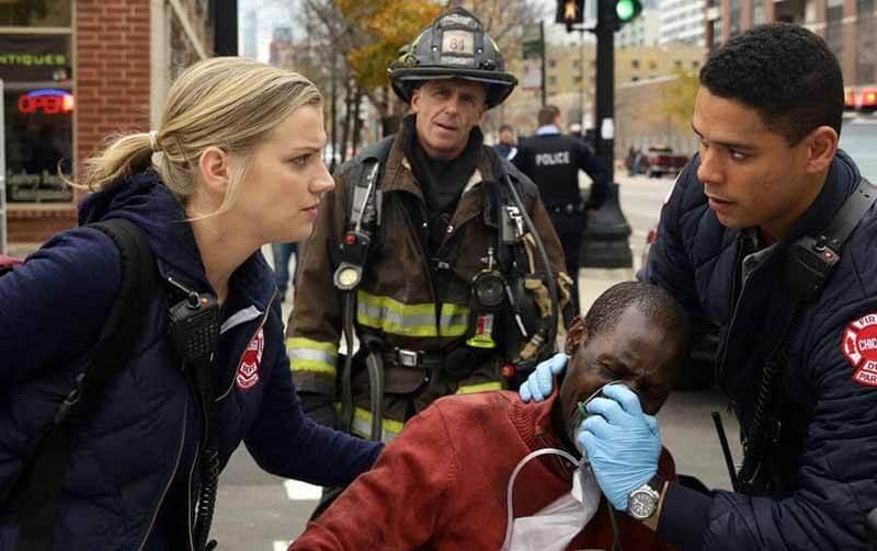 Когда точно выйдет сериал Пожарные Чикаго 10 сезон