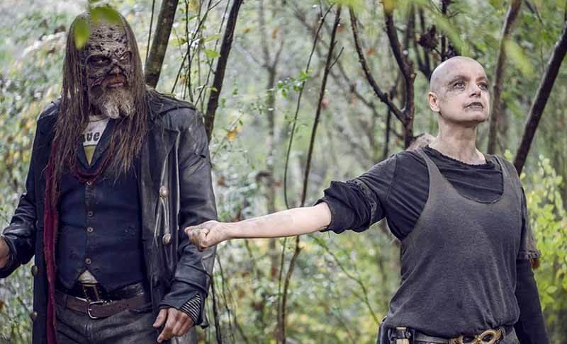 Дата выхода 17 серии в России Ходячие мертвецы 10 сезон 2021