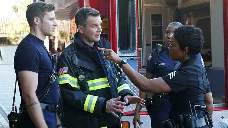 Будет ли выход сериала 911 служба спасения 4 сезон