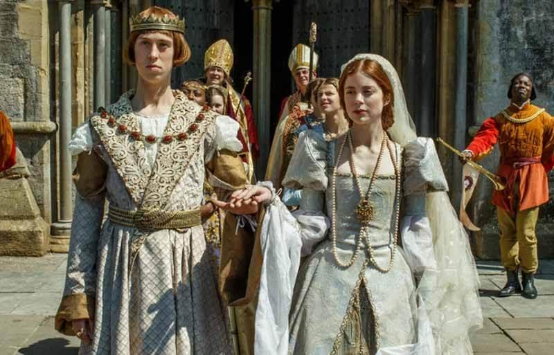 Когда точно выйдет сериал Испанская принцесса 3 сезон