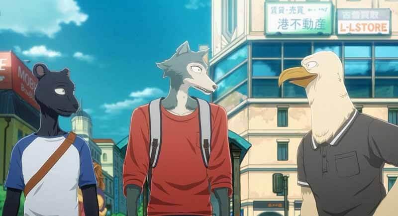 Когда точно выйдет аниме Выдающиеся звери 2 сезон
