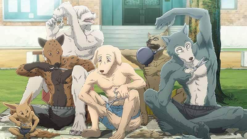 Будет ли выход аниме Выдающиеся звери 2 сезон