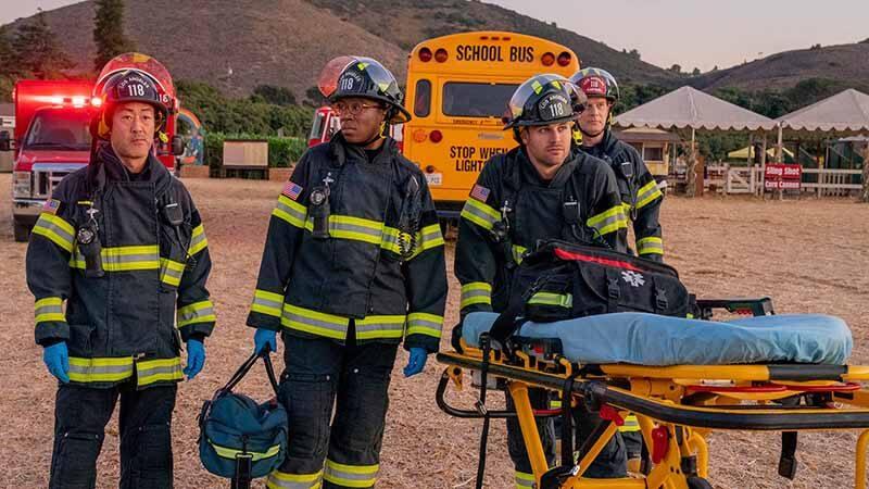 Когда точно выйдет сериал 911 служба спасения 4 сезон