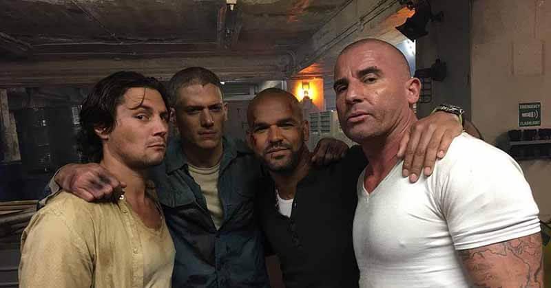 Когда точно выйдет сериал Побег из тюрьмы 6 сезон