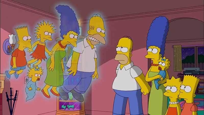 Когда точно выйдет мультсериал Симпсоны 33 сезон