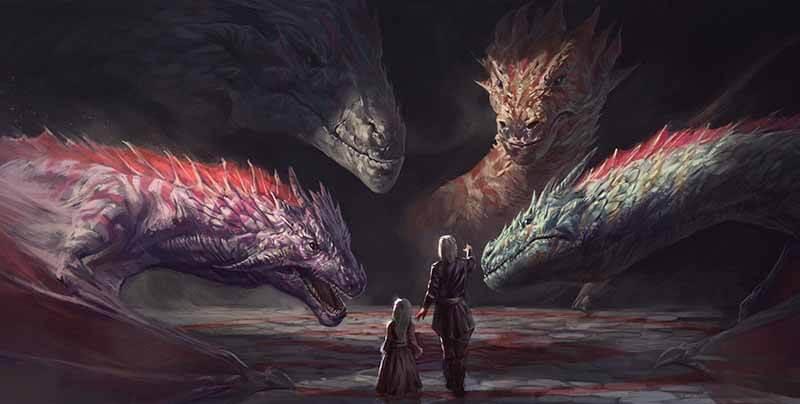 Дата выхода серий в России Дом дракона 2022