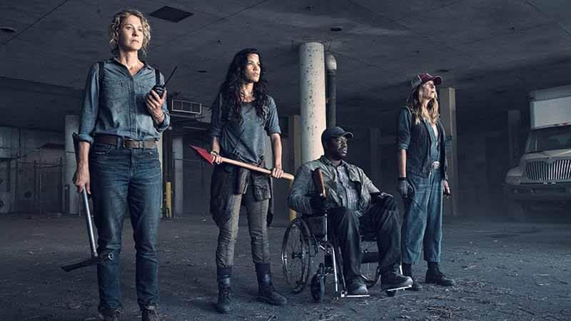 Дата выхода 8 серии сериала Бойтесь ходячих мертвецов 6 сезон