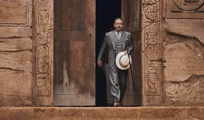 Дата выхода фильма в 2020 Смерть на Ниле