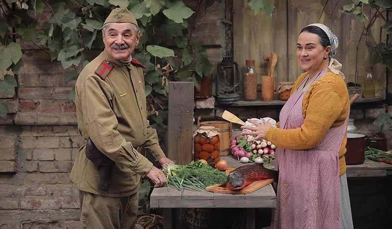 Дата выхода серий на Первом канале По законам военного времени 5 сезон 2021