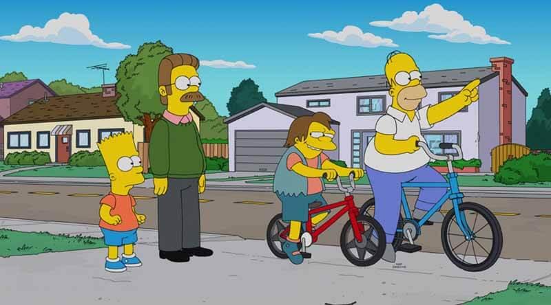 Будет ли выход мультсериала Симпсоны 33 сезон