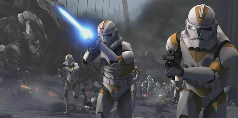 Когда точно выйдет мультсериал Звездные войны: Бракованная партия