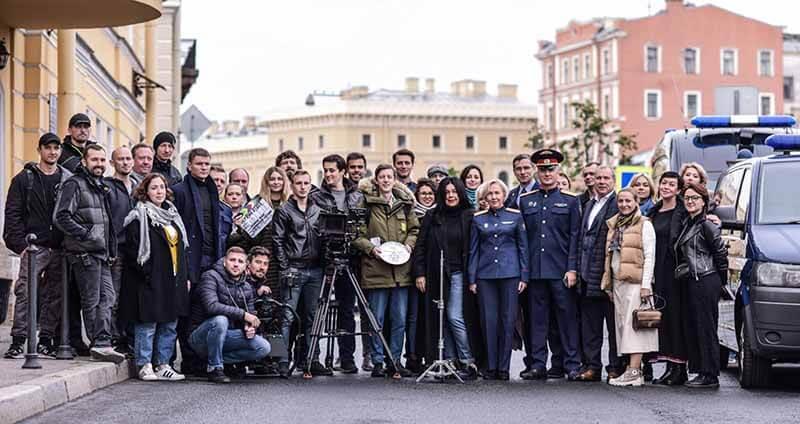 Дата выхода серий на НТВ Первый отдел 2 сезон 2021