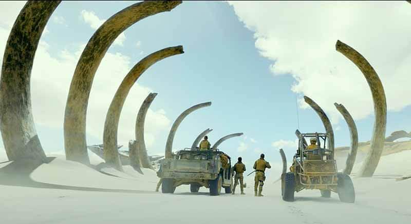 Будет ли выход фильма Охотник на монстров 2