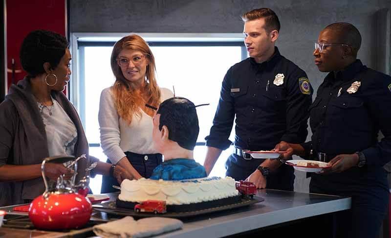 Когда точно выйдет сериал 911 служба спасения 5 сезон