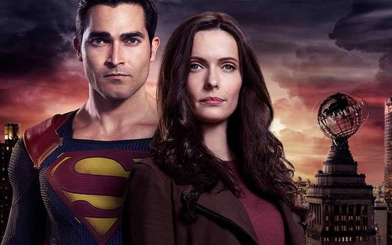 Дата выхода серий в России сериала Супермен и Лоис 2 сезон 2022
