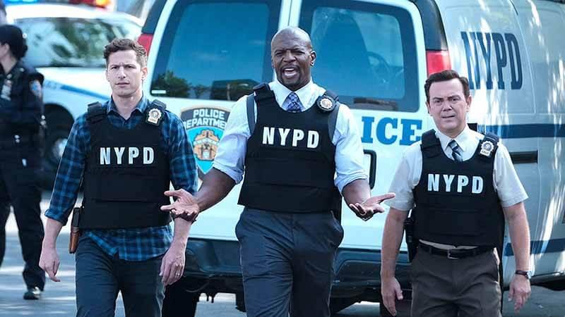 Когда точно выйдет сериал Бруклин 9-9 9 сезон