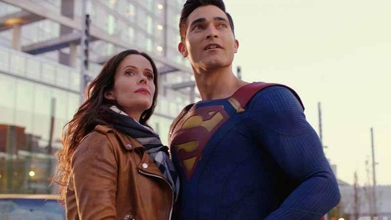 Когда точно выйдет сериал Супермен и Лоис 2 сезон