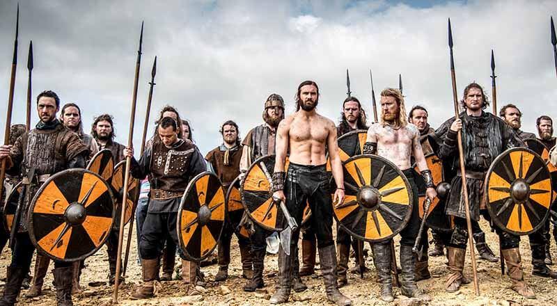 Когда точно выйдет сериал Викинги: Вальхалла