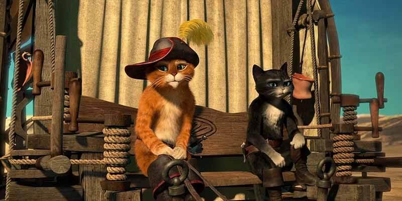 Будет ли выход мультфильм Кот в сапогах 2: Последнее желание