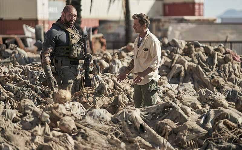 Дата выхода фильма Зака Снайдера в России Армия мертвецов 2021