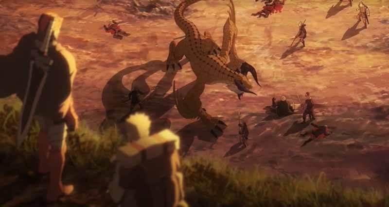 Когда точно выйдет аниме DOTA: Кровь дракона