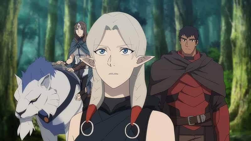 Когда точно выйдет аниме DOTA: Кровь дракона 2 сезон