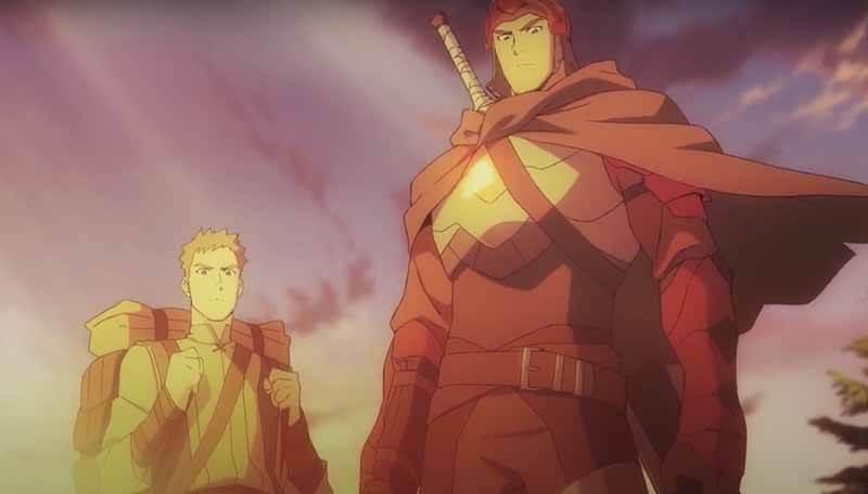Дата выхода всех серий DOTA: Кровь дракона