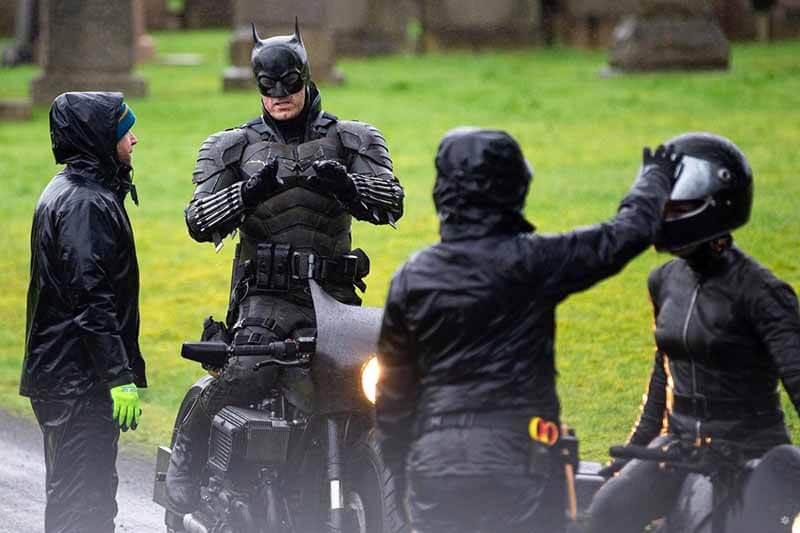 Когда точно выйдет фильм Бэтмен 2021 - 2022