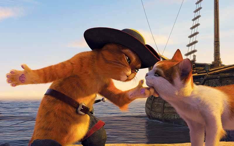 Когда точно выйдет мультфильм Кот в сапогах 2: Последнее желание