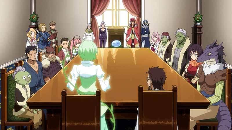Будет ли выход 13 серии аниме О моем перерождении в слизь 2 сезон