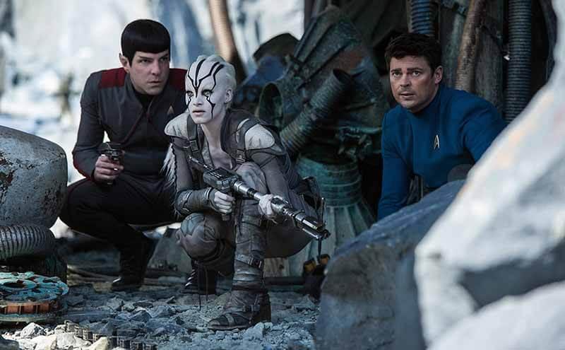 Дата выхода серий в России фильма Звездный путь 4 2022