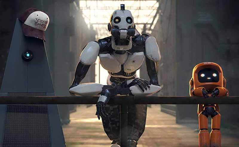 Дата выхода серий в России мультсериала Любовь, смерть и роботы 3 сезон 2022