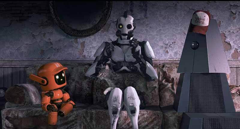 Когда точно выйдет мультсериал Любовь, смерть и роботы 3 сезон