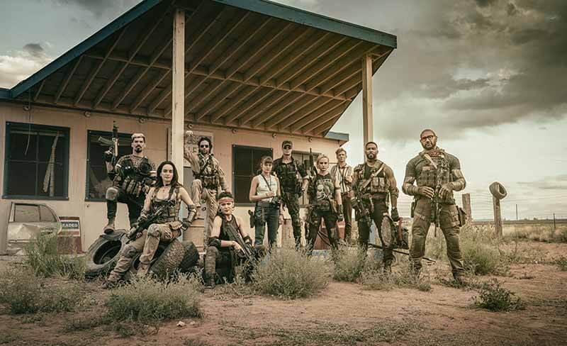 Будет ли выход фильма Армия мертвецов 2