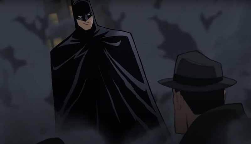 Когда точно выйдет мультфильм Бэтмен: Долгий Хэллоуин