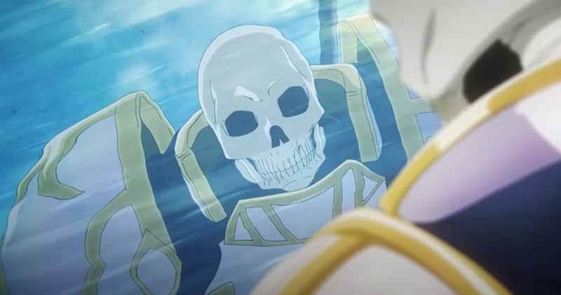 Дата выхода всех серий в России Рыцарь-скелет вступает в параллельный мир 2022