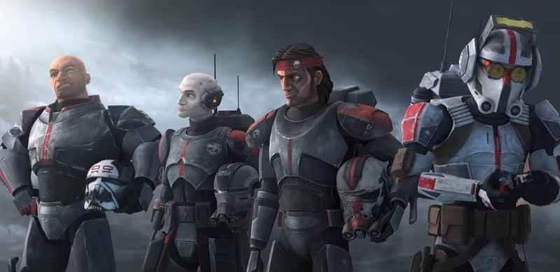 Когда точно выйдет мультсериал Звёздные войны: Бракованная партия 2 сезон
